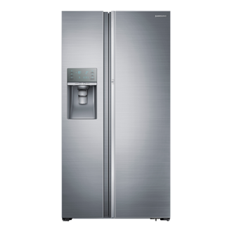 SRS636SCLS 636L Capacity Side by Side Door Refrigerator with Food Showcase