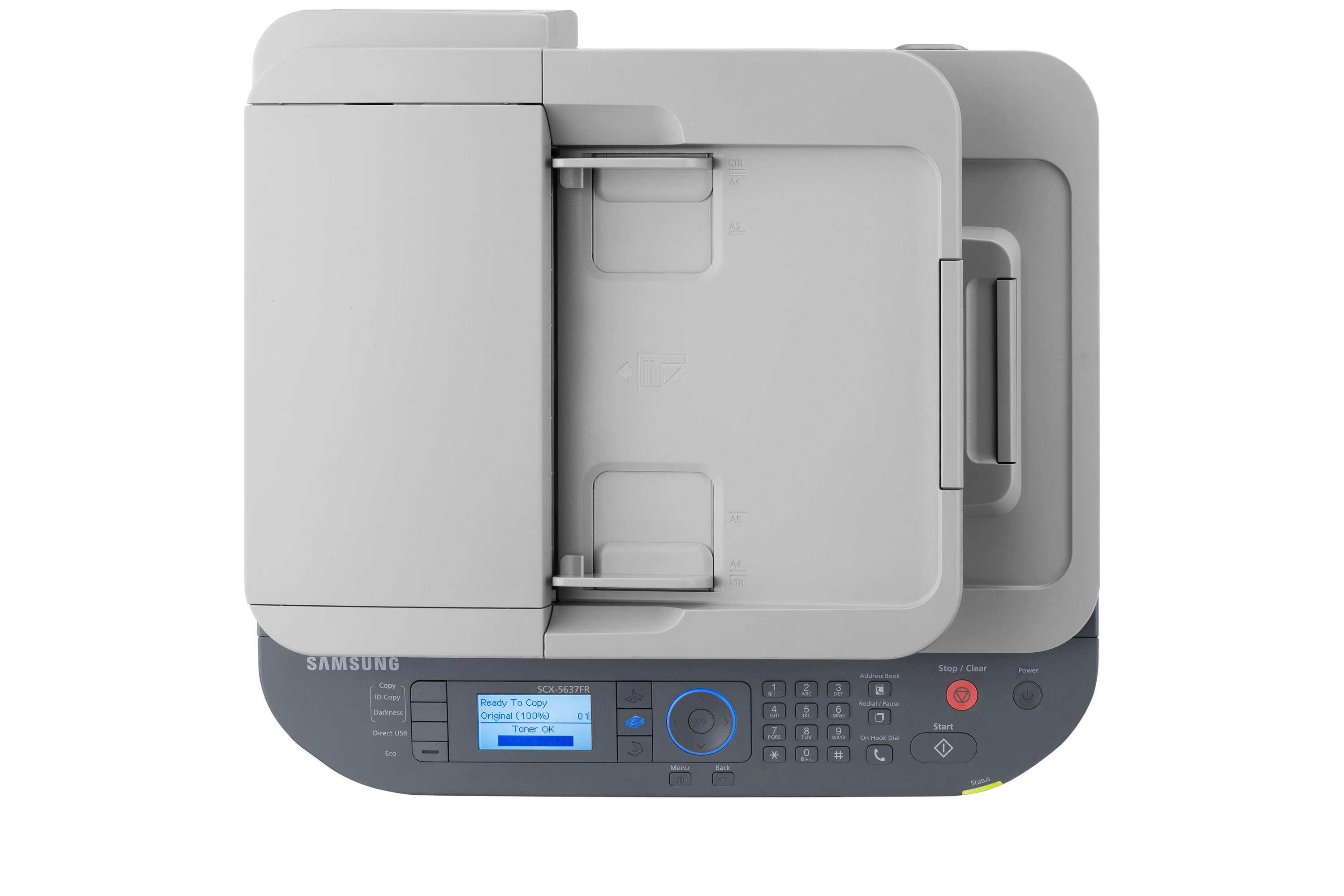 Mono Multifunction Printer (SCX-5637FR)
