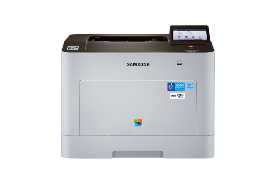 SL-C2620DW Colour Laser Printer C2620DW Front icegray