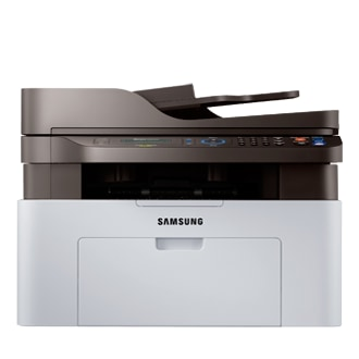 SL-M2070FW Mono Multi-Function Laser Printer - 20ppm - 4-in-1 Print/Copy/Scan/Fax - USB 2.0; Wi-Fi; NFC