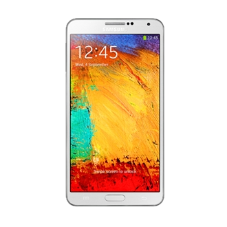 Samsung Galaxy Note 3 White