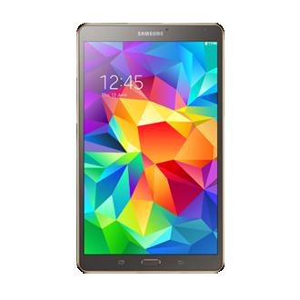 SM-T705Y Galaxy Tab S (8.4&quot;) 4G <br/>16GB Titanium Bronze
