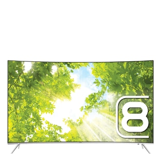 Series 8 55 inch KS8500 Curved 4K SUHD TV*