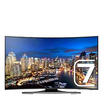 UA65HU7200W HU7200 UHD^ LED~ TV