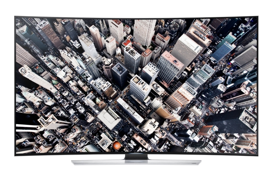 Series 9 65 inch* HU9000  Curved 4K UHD^ LED~ TV