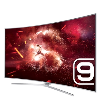 Series 9 78 inch JS9500 Curved 4K SUHD TV*