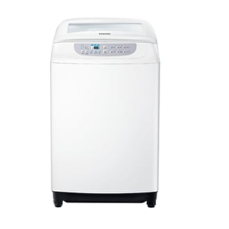 WA65F5S2URW 6.5kg Top Load Washer  with foldable lid
