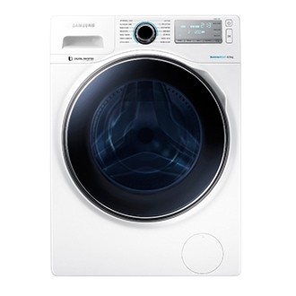 WW7000 8.5kg Front Load Washer  with Crystal Blue Door™