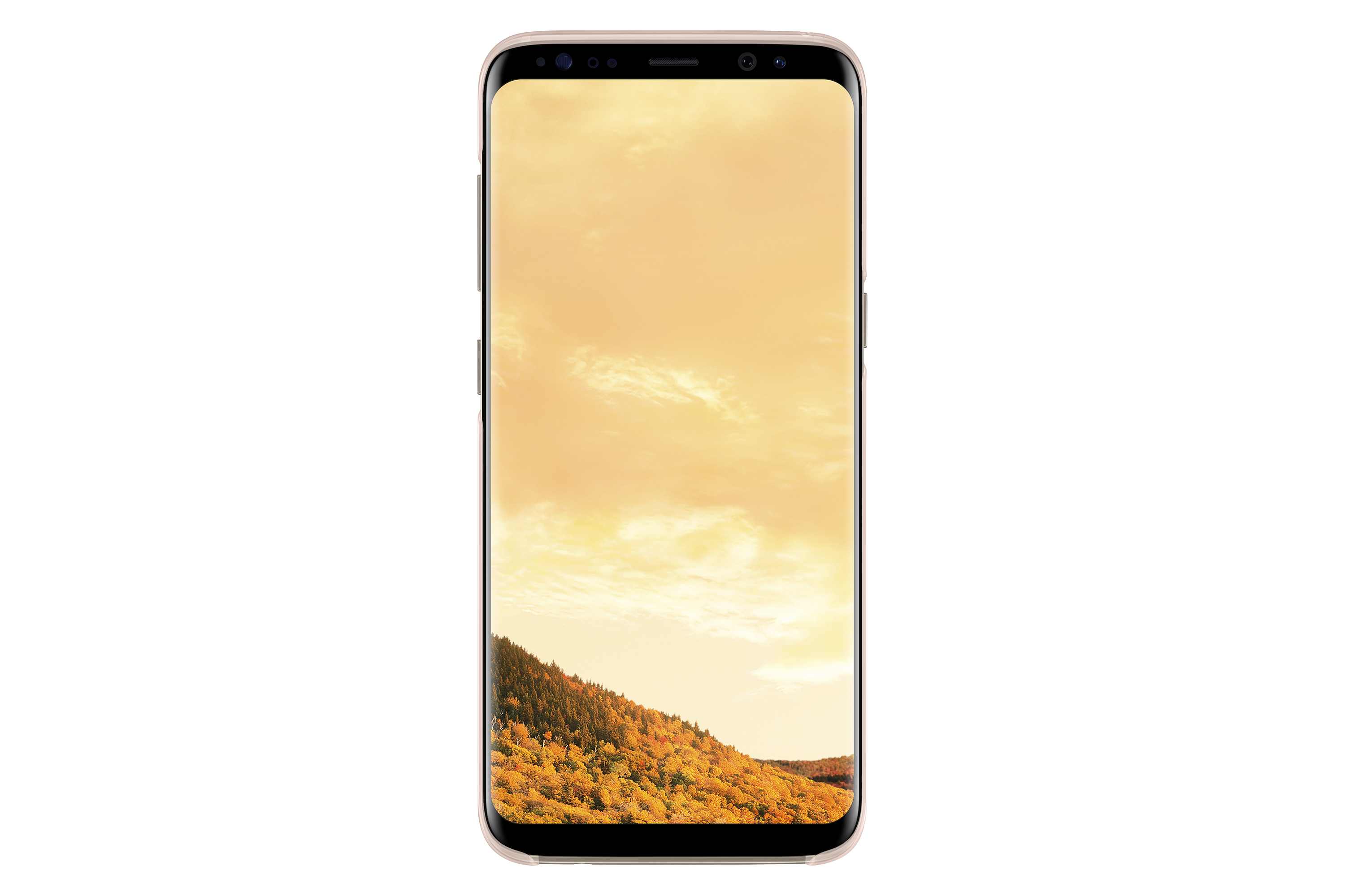 Clear Cover Galaxy S8