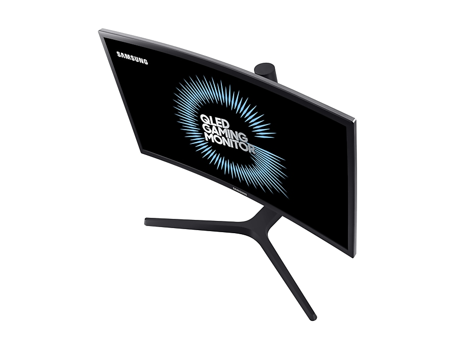 Samsung Curved Monitor LC24FG73FQUXEN top-dynamic
