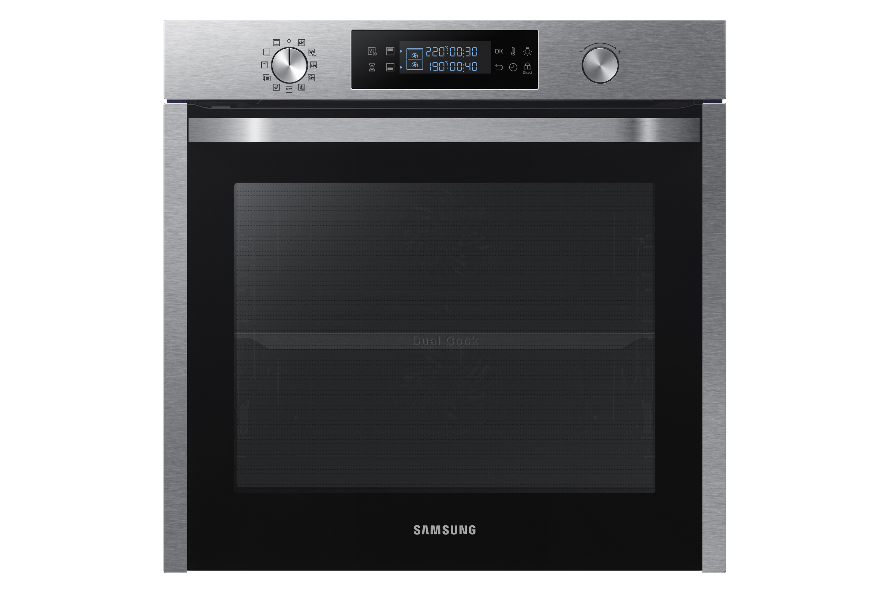 Dual Cook Oven NV75K5571RS