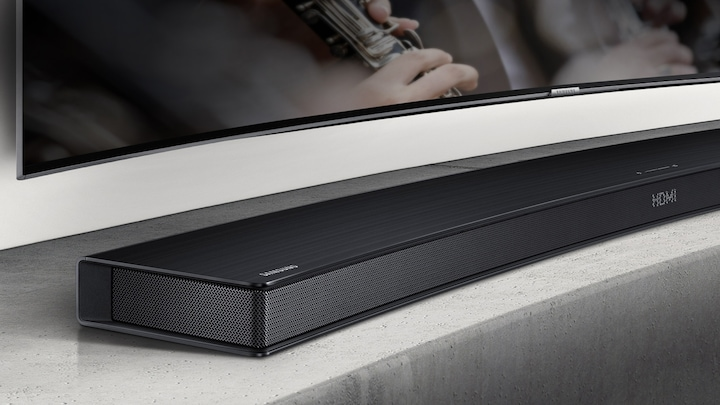 HW-J7500R 7-Series Curved Soundbar