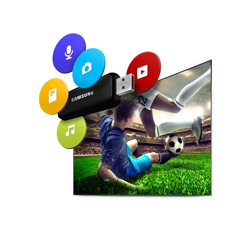 5-Series FHD TV UE32K5600 USB