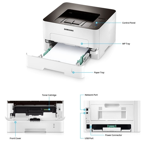 Productconfiguratie Printer