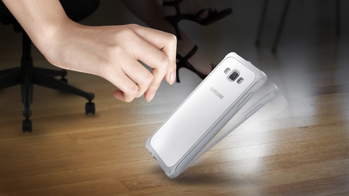Betrouwbare bescherming - Protective Cover GALAXY A7