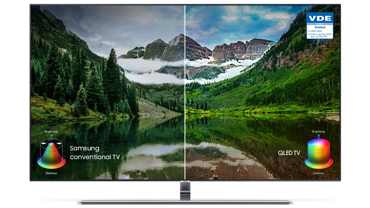QLED TV Q Color