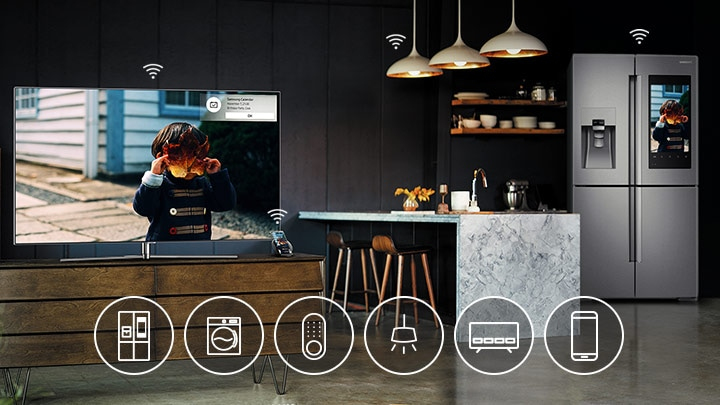 QLED TV SmartThings