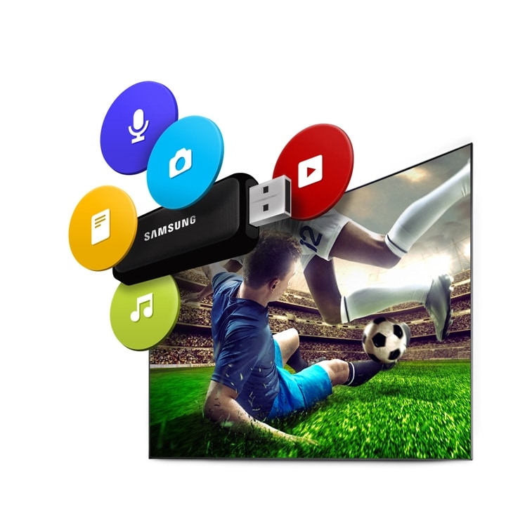 6-Series UHD TV UE49KU6450