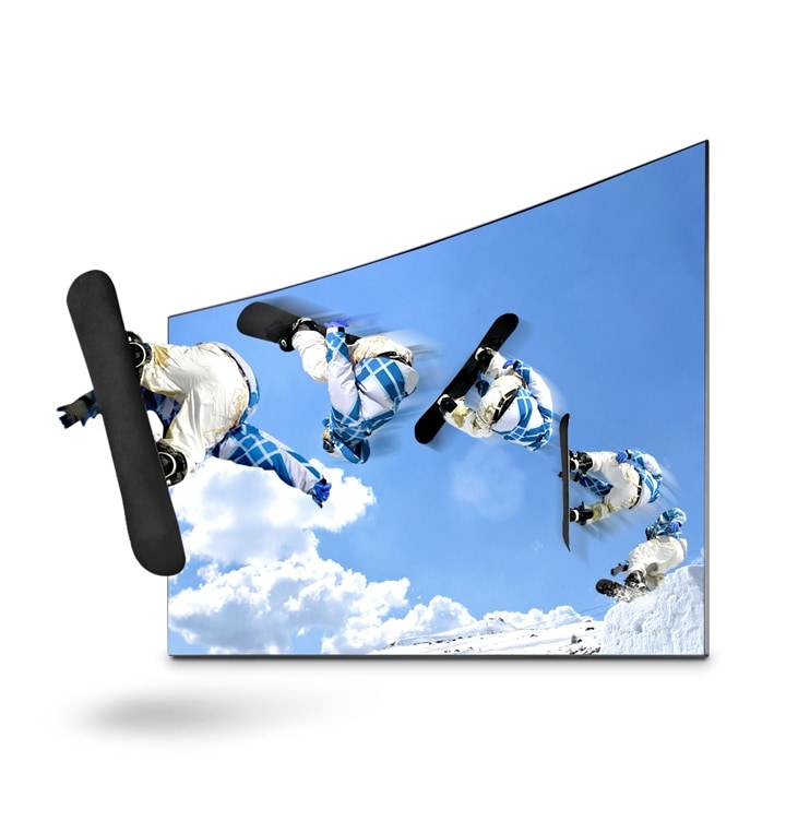 6-Series UHD TV UE49KU6500 flikkering