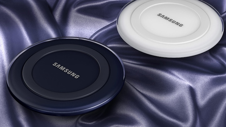 Samsung Wireless Charger White - Onderscheidend design