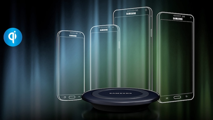 Samsung Wireless Charger White - Voor diverse toestellen