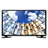FHD TV UE40M5000 front black