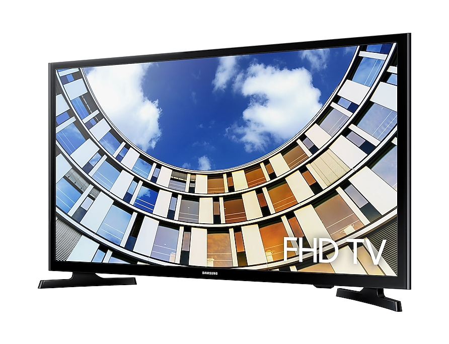 FHD TV UE49M5000 r-perspective black