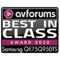 AV Forums Best in Class, mars 2020 (75Q950TS)