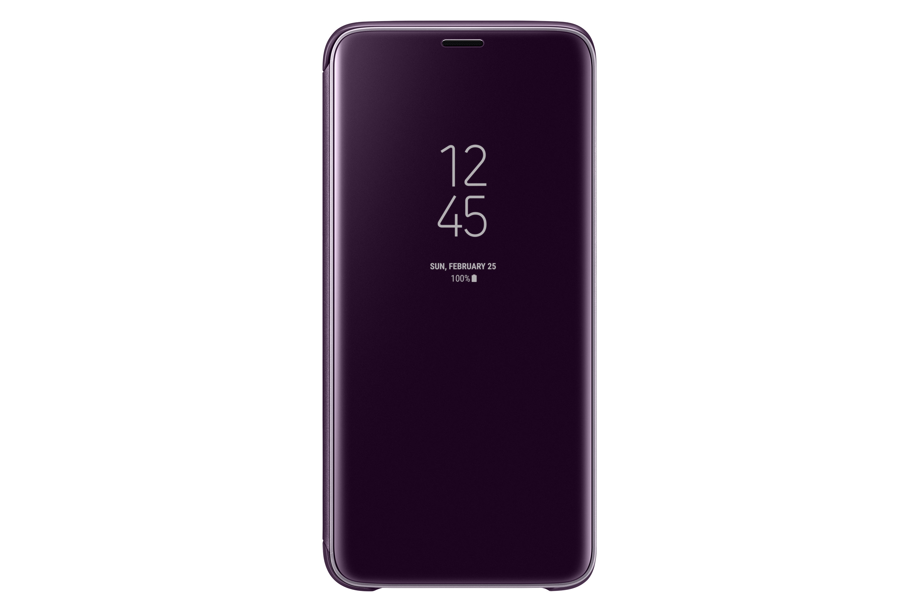Clear View Standing Cover Galaxy S9