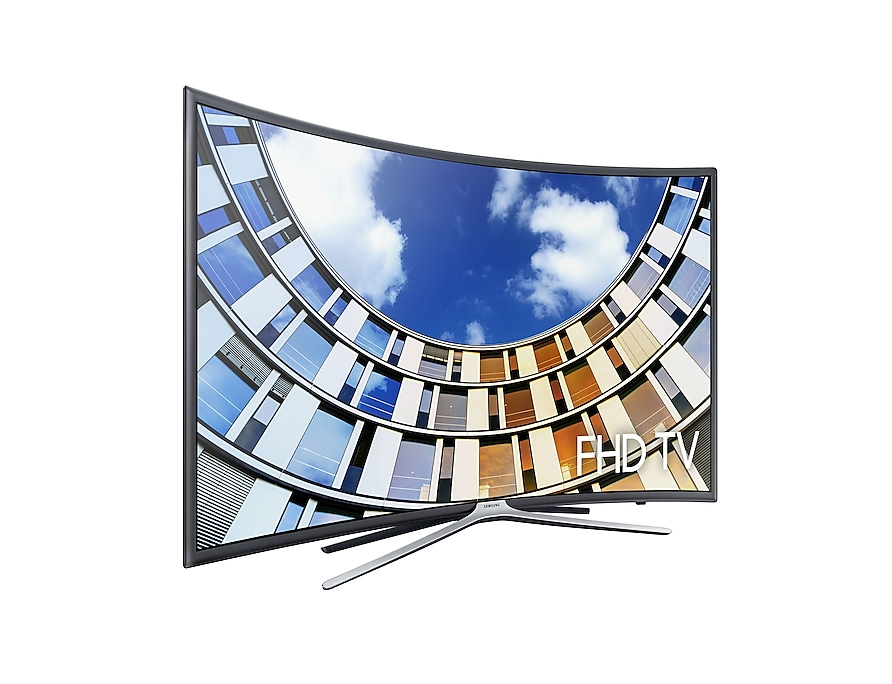 FHD TV UE49M6370 l-perspective black mist