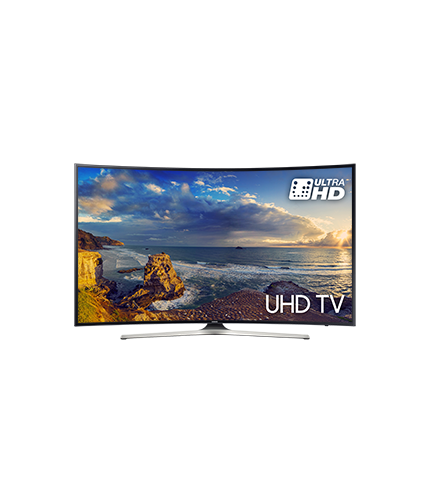 Curved UHD TV UE55MU6220