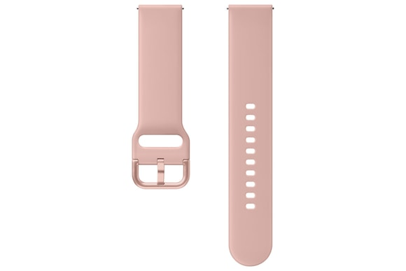 galxy watch active2 strap pink
