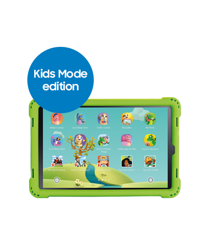 Tab A kids mode edition