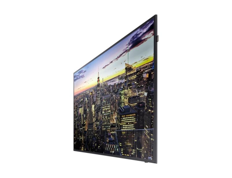 4k uhd standalone display qbh 75 pouces samsung. Black Bedroom Furniture Sets. Home Design Ideas