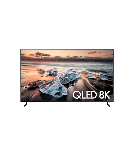 qled 8k tv 65 pouces qe65q900r 2018 samsung. Black Bedroom Furniture Sets. Home Design Ideas