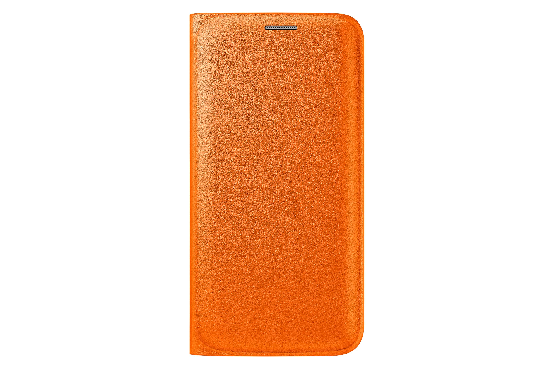 Flip Wallet Original Galaxy S6 edge Orange