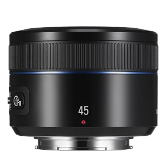 45 mm F1.8 Mid-Telephoto Prime Lens