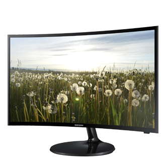 FHD Curved TV Moniteur 32 (3-series) V32F390FEW