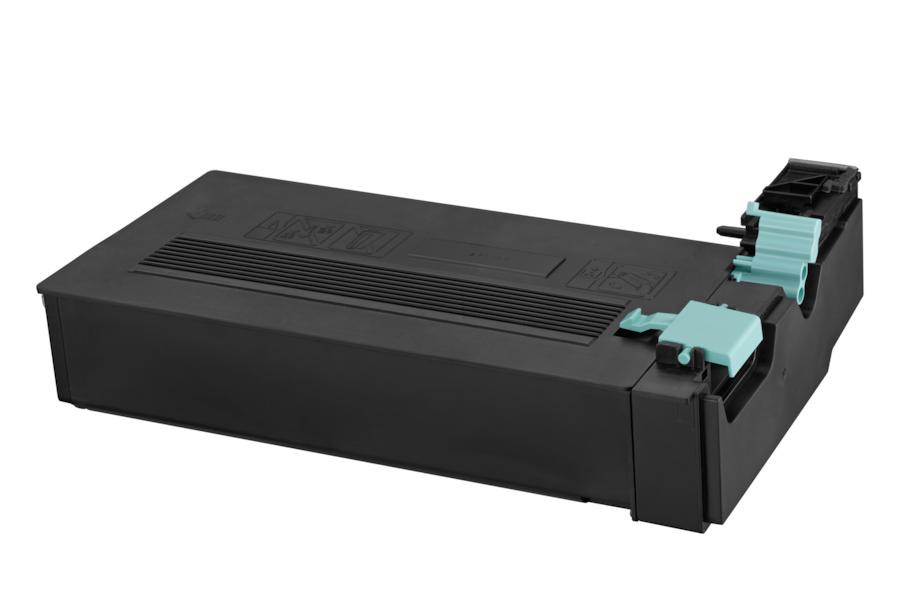 Toner noir (page rendement 25K) D6555A Angle Droit Noir