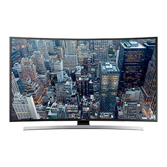 UE40JU6770U 40 6-Series Curved UHD TV