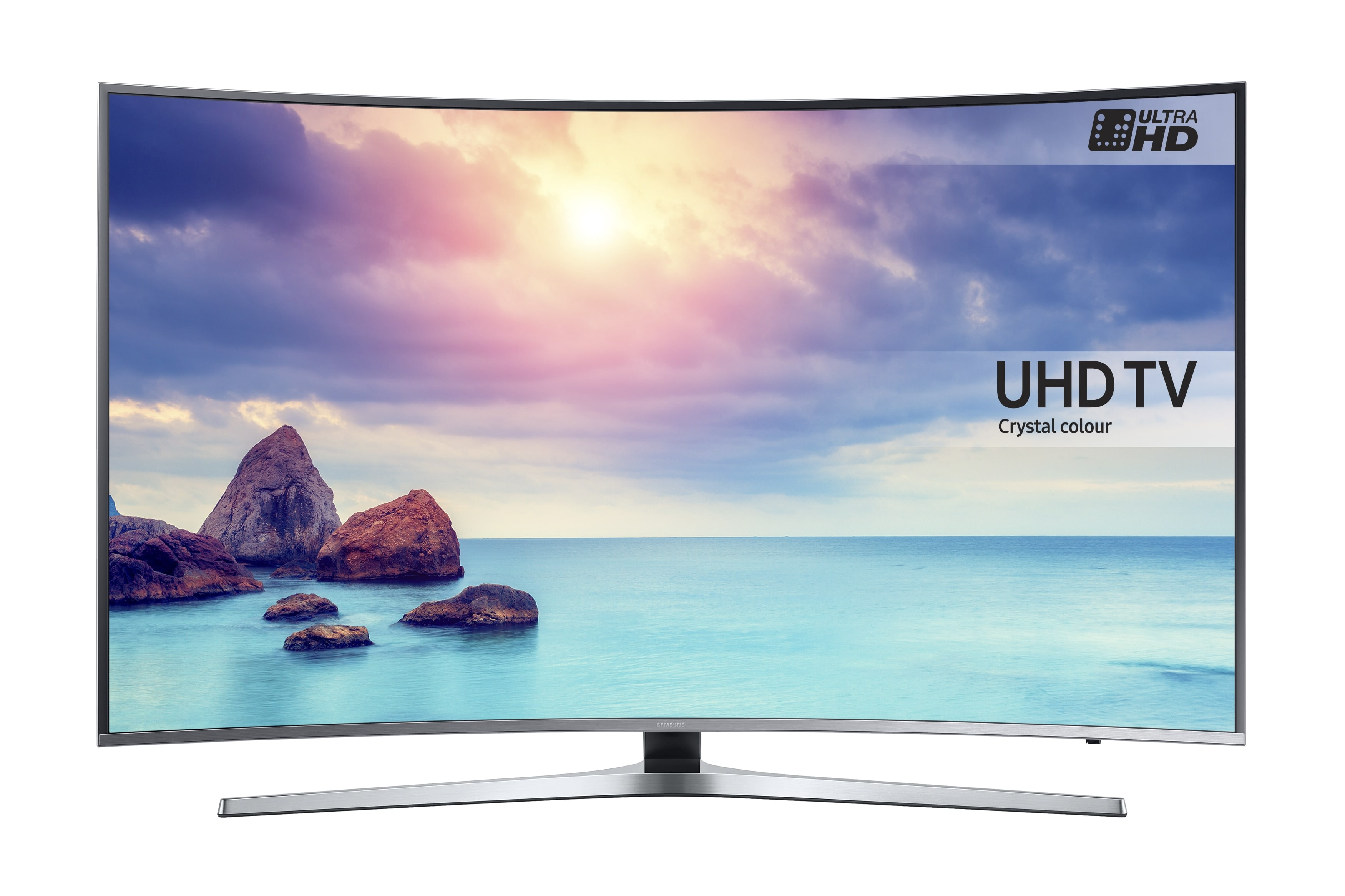 6-Series Curved Crystal Color UHD TV UE43KU6670