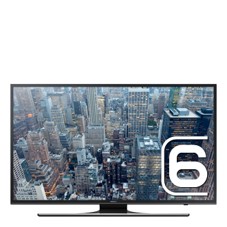 UE55JU6400K 55 6-Series UHD TV