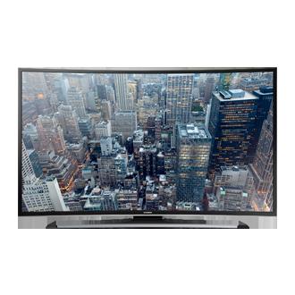 UE55JU6500W 556-Series Curved UHD TV