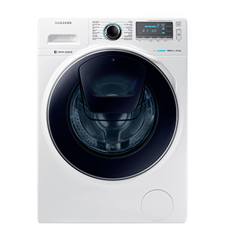samsung addwash machine laver 8kg ww81k7605ow samsung. Black Bedroom Furniture Sets. Home Design Ideas