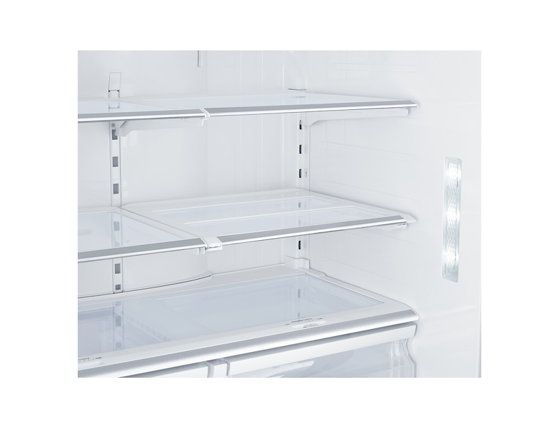 Foldable Shelf Silver