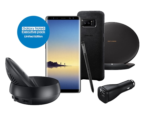 F-SMN950BL note8 executive pack samsung