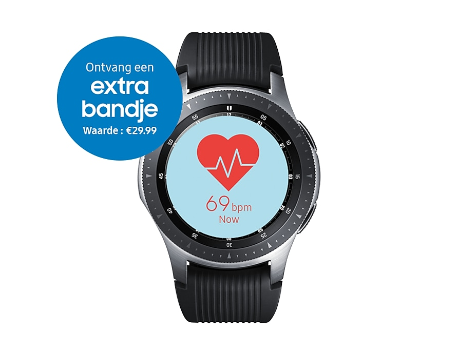 Smartwatch Holiday promotie