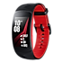 Gear Fit2 Pro Small rood voorkant