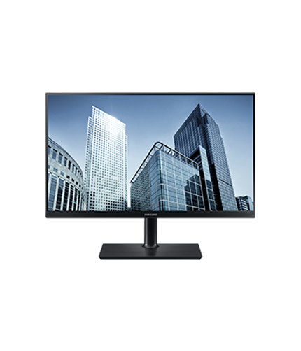 WQHD Business Monitor front black