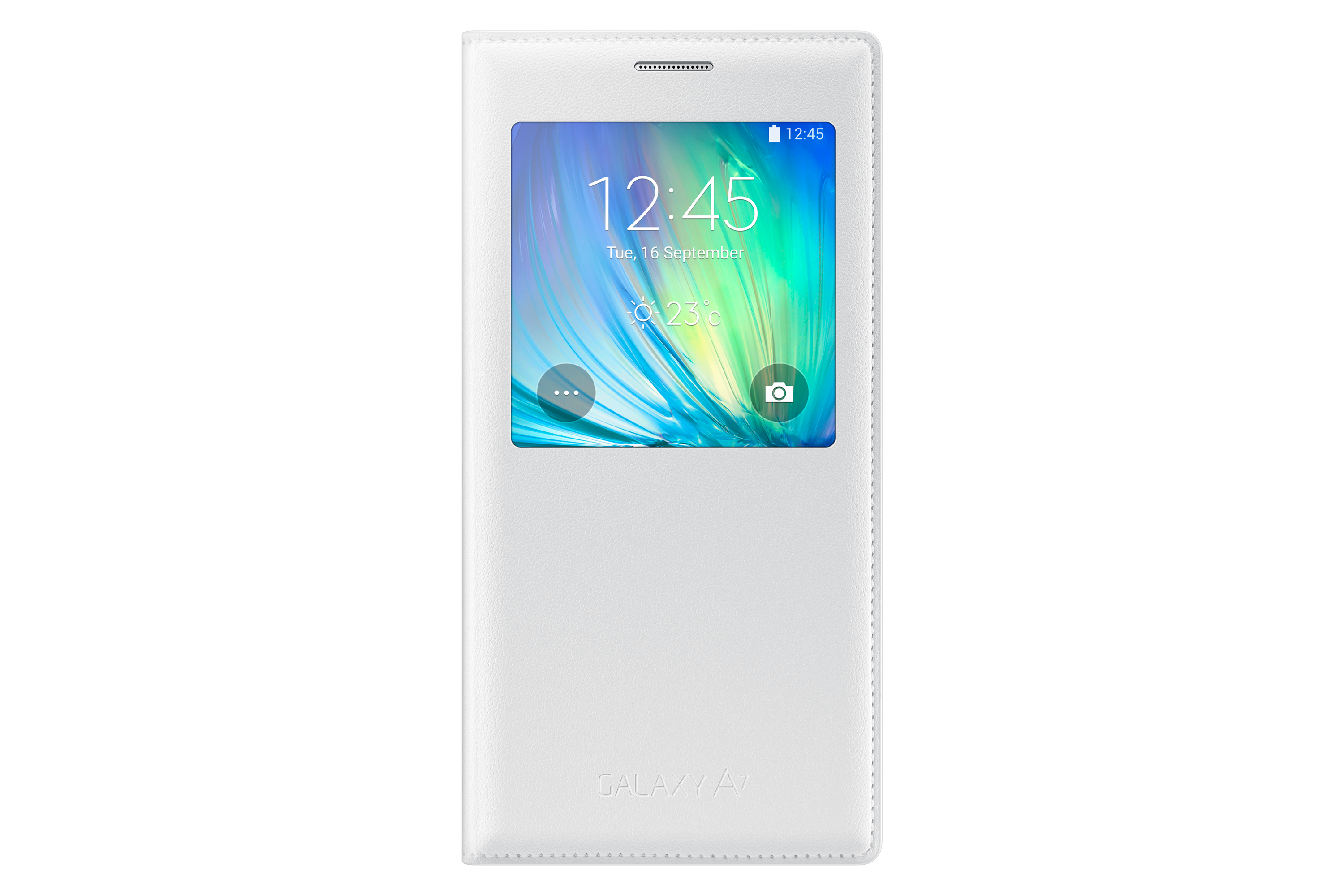S View Cover Galaxy A7 White
